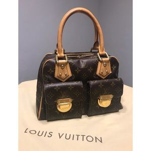 Retired Louis Vuitton Manhattan PM ❤️❤️